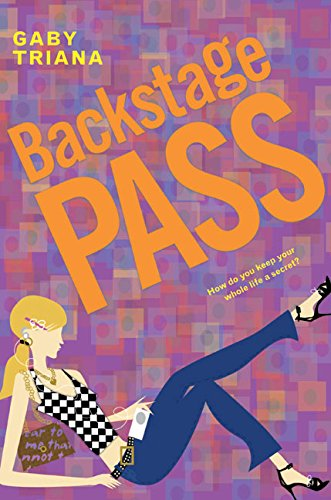 9780060560195: Backstage Pass