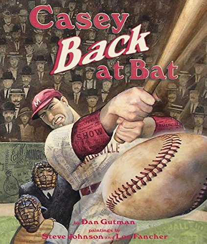 9780060560256: Casey Back at Bat