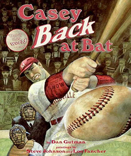9780060560270: Casey Back at Bat