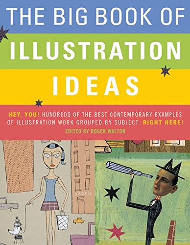 9780060560300: The Big Book of Illustration Ideas