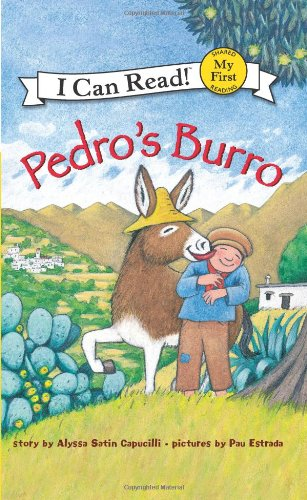 9780060560317: Pedro's Burro (My First I Can Read - Level Pre1 (Hardback))