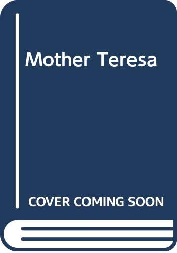 9780060560478: Mother Teresa