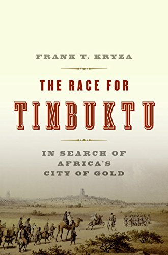 9780060560645: The Race for Timbuktu: In Search of Africa's City of Gold