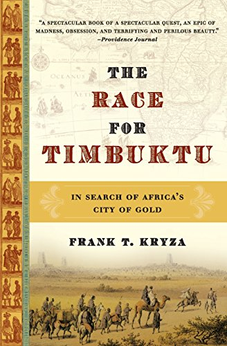9780060560652: The Race for Timbuktu: In Search of Africa's City of Gold