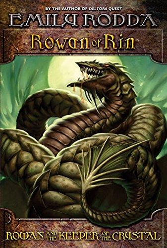 9780060560737: Rowan and the Keeper of the Crystal (Rowan of Rin #3)