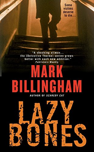 9780060560867: Lazybones (Detective Thorne Mysteries)