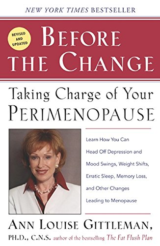 9780060560874: Before the Change: Taking Charge of Your Perimenopause