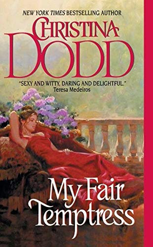 My Fair Temptress (Governess Brides, Book 7): Christina Dodd