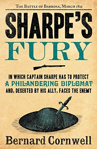 9780060561567: Sharpe's Fury: Richard Sharpe & the Battle of Barrosa, March 1811 (Richard Sharpe's Adventure Series #11)