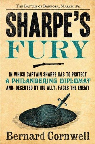 9780060561567: Sharpe's Fury: Richard Sharpe and the Battle of Barrosa, March 1811