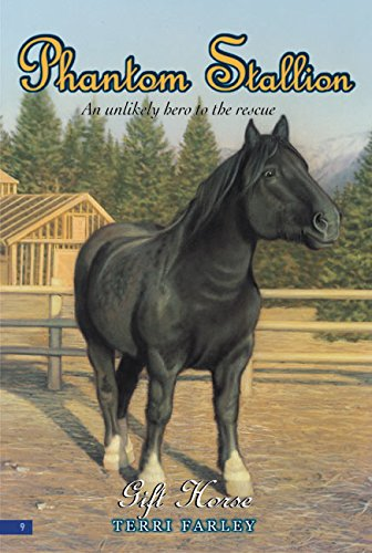 9780060561574: Gift Horse (Phantom Stallion, No. 9)