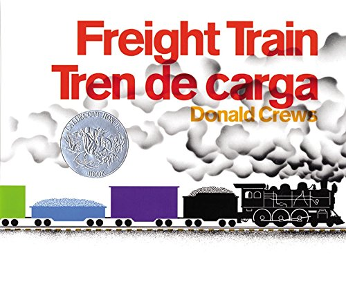 9780060562021: Freight Train/Tren de carga (Spanish Edition)