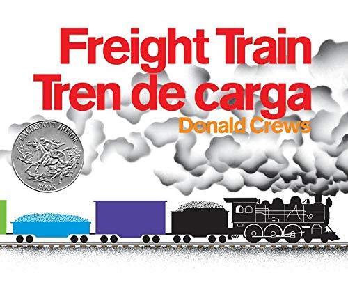 9780060562045: Freight Train/Tren de carga