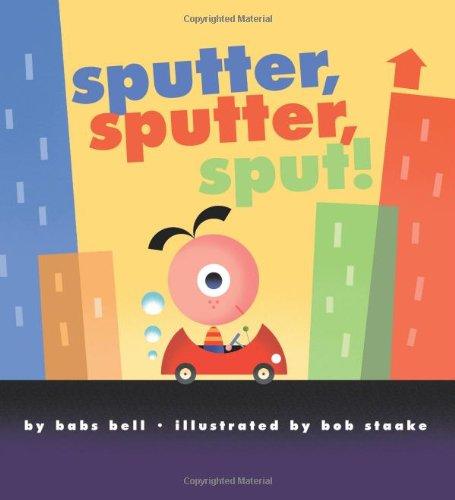 9780060562229: Sputter, Sputter, Sput!