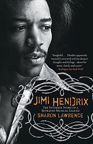 9780060563011: Jimi Hendrix: The Intimate Story of a Betrayed Musical Legend