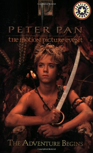 9780060563035: Peter Pan: The Adventure Begins (Peter Pan; The Motion Picture Event)