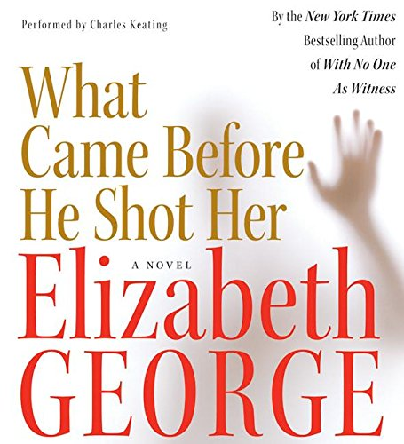 9780060563325: What Came Before He Shot Her CD