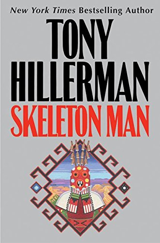 SKELETON MAN: Hillerman, Tony