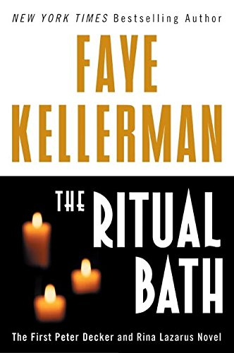 9780060563752: The Ritual Bath: The First Peter Decker and Rina Lazarus Novel