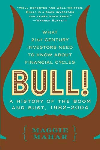 9780060564148: Bull!