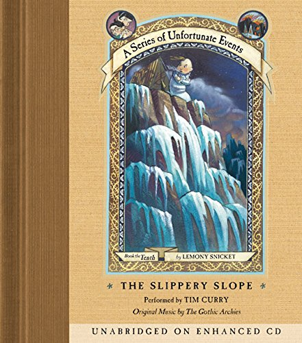 9780060564414: The Slippery Slope (Series of Unfortunate Events)