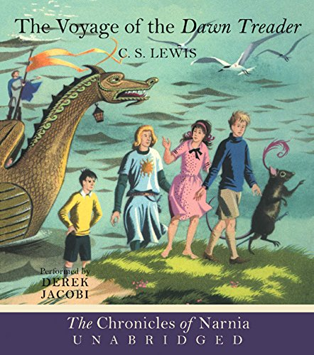 The Voyage of the Dawn Treader (Narnia) (9780060564469) by C. S. Lewis; Derek Jacobi