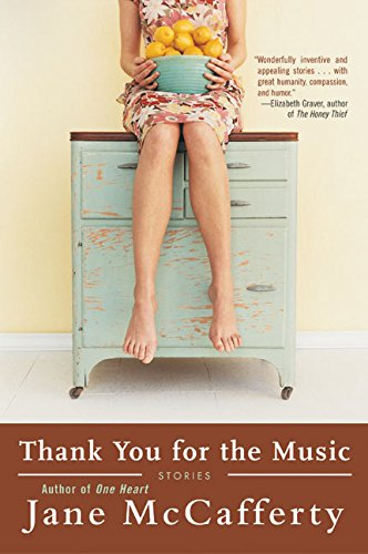 Thank You for the Music: Stories: McCafferty, Jane