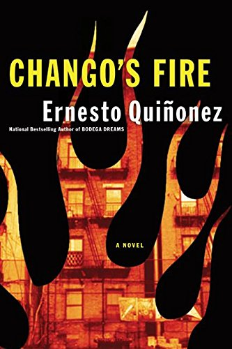 9780060564599: Chango's Fire