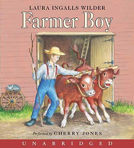 9780060565008: Farmer Boy (Little House-the Laura Years)