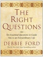 9780060565152: The Right Questions: Ten Essential Questions to Guide You to an Extraordinary Life
