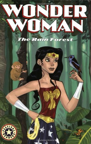 9780060565206: Wonder Woman: The Rain Forest (Wonder Woman (Harperfestival))