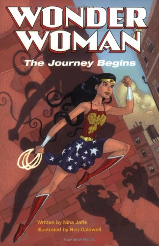 Wonder Woman: The Journey Begins: Jaffe, Nina