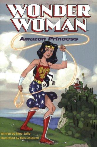 9780060565220: Wonder Woman: Amazon Princess