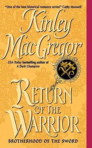 9780060565435: Return of the Warrior (Brotherhood of the Sword, Book 2)