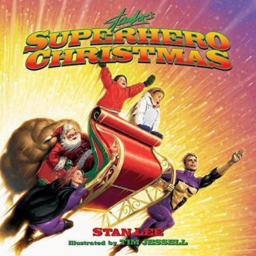 9780060565596: Superhero Christmas (Byron Preiss Book)
