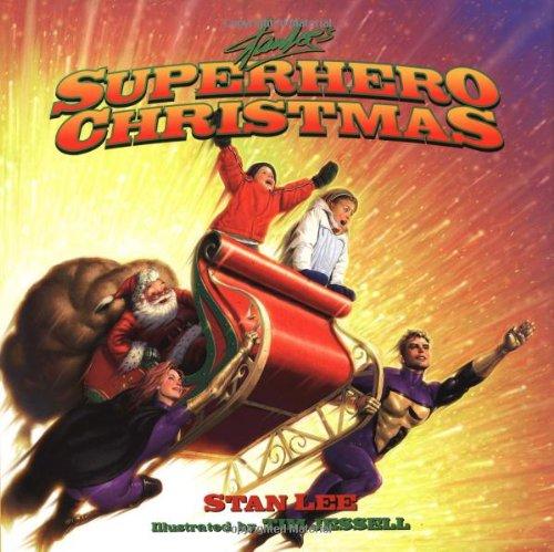9780060565602: Superhero Christmas