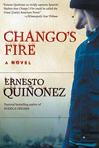 9780060565640: Chango's Fire: A Novel