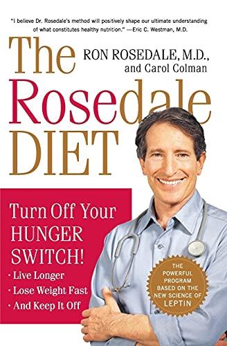 9780060565732: The Rosedale Diet
