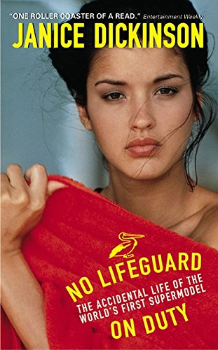 9780060566173: No Lifeguard on Duty: The Accidental Life of the World's First Supermodel