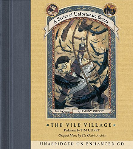 9780060566227: The Vile Village (A Series of Unfortunate Events, Book 7)