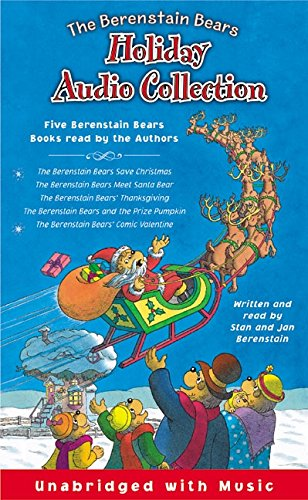 9780060566241: The Berenstain Bears Holiday Audio Collection