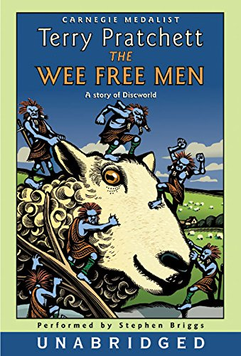 9780060566258: The Wee Free Men: A Story of Discworld