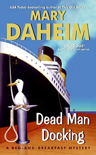 9780060566500: Dead Man Docking (Bed-and-Breakfast Mysteries)
