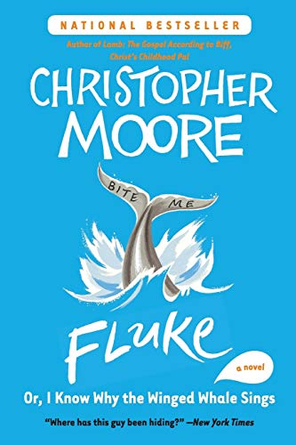 9780060566685: Fluke: Or, I Know Why the Winged Whale Sings (Today Show Book Club #25)