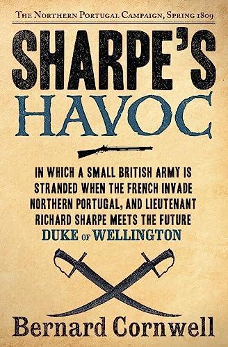 9780060566708: Sharpe's Havoc (Richard Sharpe Adventure)