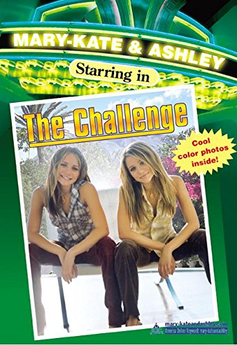 9780060567026: Mary-Kate & Ashley Starring In #6: The Challenge (Mary-Kate and Ashley Starring in)