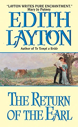 9780060567095: The Return of the Earl (Avon Historical Romance)