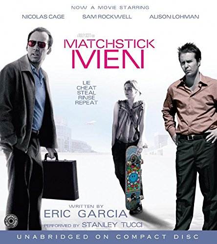 Matchstick Men CD (0060567449) by Garcia, Eric