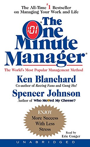 9780060567491: One Minute Manager