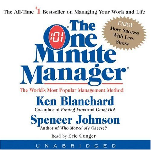 9780060567507: The One Minute Manager CD